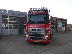 Volvo J.L. Mijnders Transport