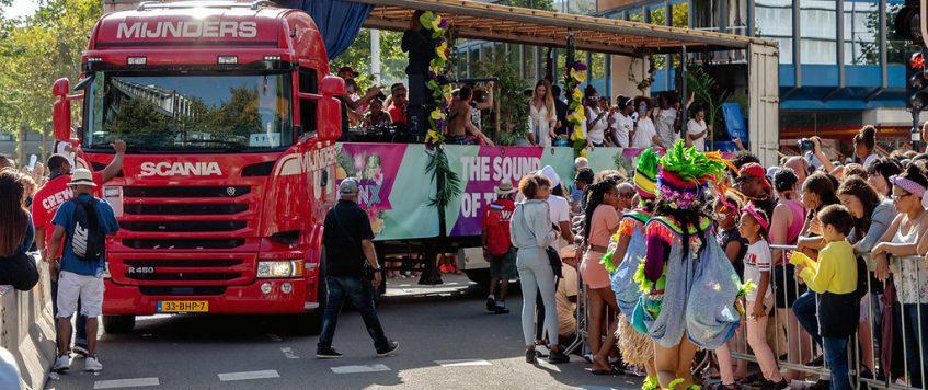 Mijnders Transport opnieuw vervoerder zomercarnaval.